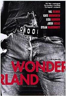 Wonderland 2003 Film Wikipedia