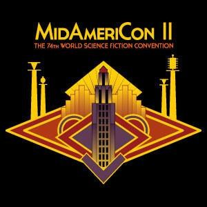 74th World Science Fiction Convention - Image: Worldcon 74 Mid Americon II logo