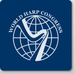 World Harp Congress - Official logo of the World Harp Congress