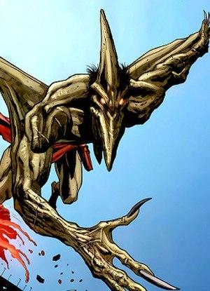 Sauron (comics) - Image: XMEN Sauron