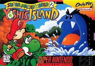 <i>Yoshis Island</i> 1995 video game
