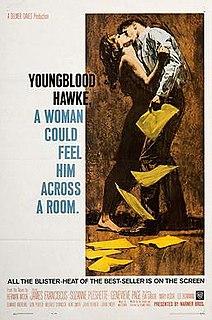 <i>Youngblood Hawke</i> (film) 1964 film by Delmer Daves