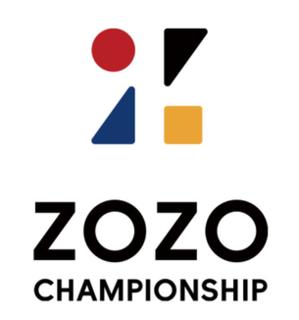 Zozo Championship Japanese PGA golf tournament
