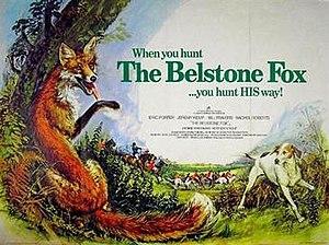 The Belstone Fox - Original British quad by Brian Bysouth