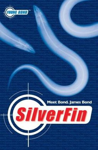 SilverFin - Puffin Books 2005 British paperback edition.