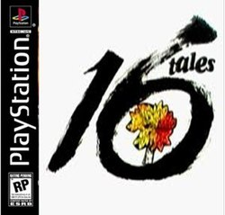 16 Tales 2 PSX-cover game