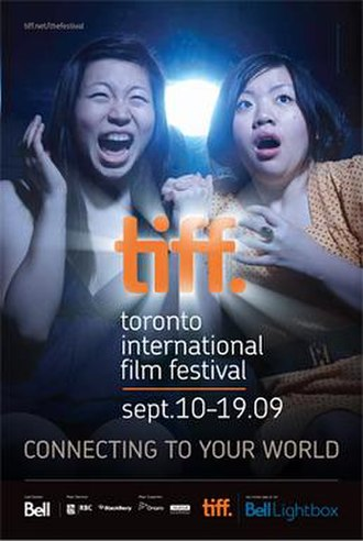 2009 Toronto International Film Festival - Festival poster
