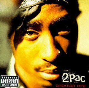Greatest Hits (Tupac Shakur album) - Image: 2Pac Greatest Hits