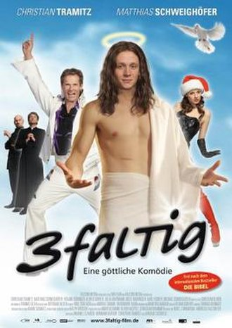 3faltig - Film poster