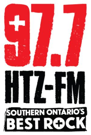 CHTZ-FM - Image: 97.7 HTZ FM