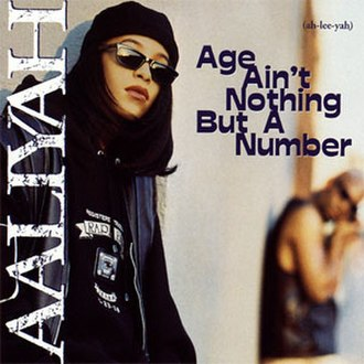 Age Ain't Nothing but a Number - Image: Aaliyah age aint 94