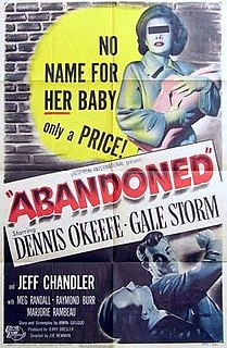1950 film by Joseph M. Newman