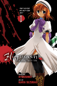 List Of Higurashi When They Cry Chapters Wikipedia