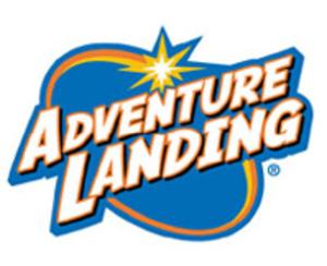 Adventure Landing - Image: Adventure Landing logo