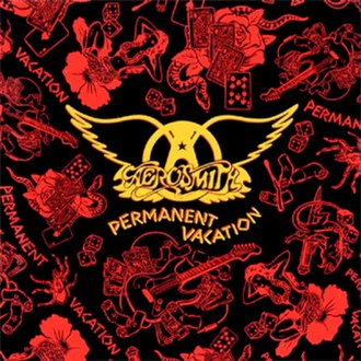 Permanent Vacation (album) - Image: Aerosmith Permanent Vacation