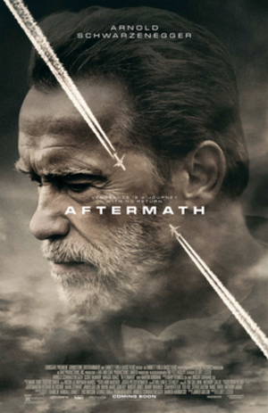 Aftermath (2017 film) - Theatrical release poster