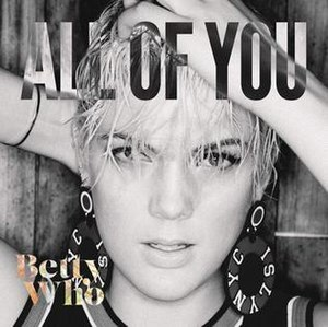 All of You (Betty Who song) - Image: All of You by Betty Who