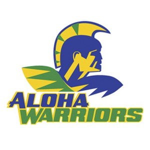 Aloha High School - Image: Aloha high school logo