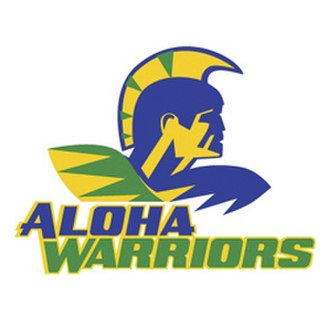 Aloha High School - Image: Aloha high school logo
