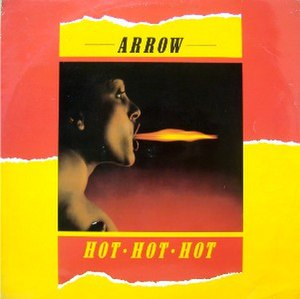Hot Hot Hot (Arrow song) - Image: Arrow Hot Hot Hot