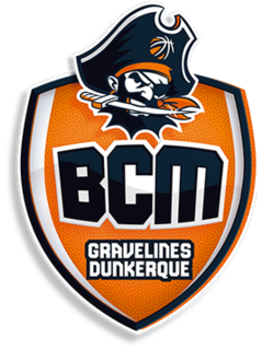 BCM Gravelines-Dunkerque basketball team