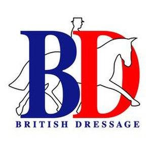 British Dressage - British Dressage Logo