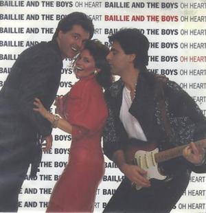 Oh Heart - Image: Baillie Boys Oh Heart single