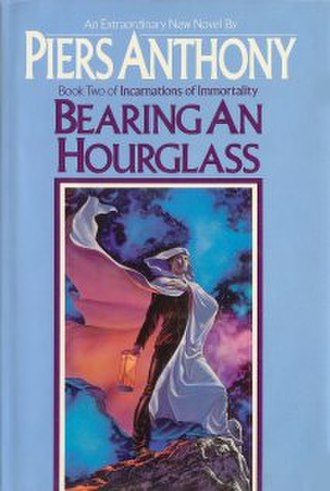 Bearing an Hourglass - Paperback book cover
