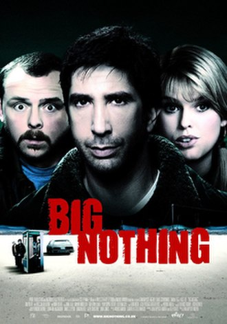 Big Nothing - Cover of the DVD release