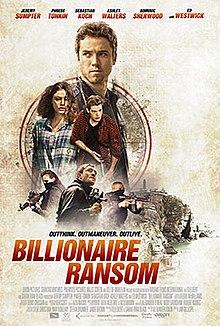 Milliardaire Ransom poster.jpg