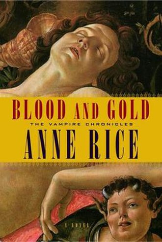 Blood and Gold - First edition