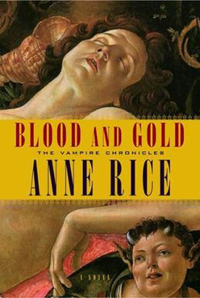 Picture of a book: Blood And Gold
