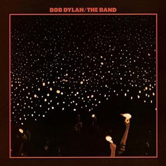 Before the Flood (album) - Image: Bob Dylan and The Band Before the Flood