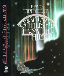 <i>Brightness Falls from the Air</i> book by James Tiptree