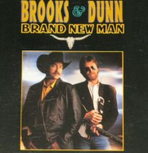 Brand New Man (song) - Image: Brooks & Dunn Brand New Man cd single