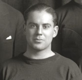 Bruce Gregory (American football) - Image: Bruce Gregory (1925)
