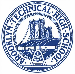 Brooklyn Technical High School - Image: Bthslogo