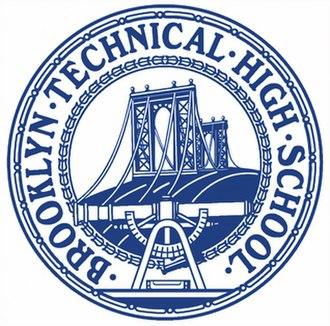 Brooklyn Technical High School - Image: Bthslogo