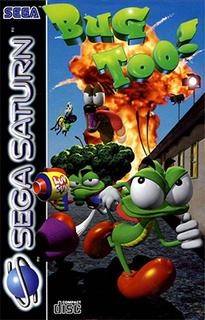 <i>Bug Too!</i> 1996 video game