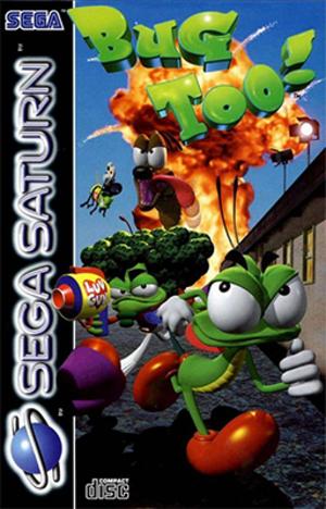 Bug Too! - European Saturn cover art