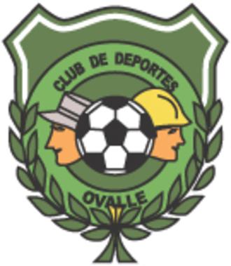 Deportes Ovalle - Image: CDOSADP
