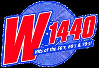 CKJR - Image: CKJR W1440 logo