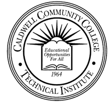 Image result for caldwell community college logo