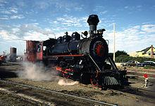 California Western Railroad - Wikipedia