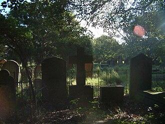 Camperdown Cemetery - Camperdown Cemetery