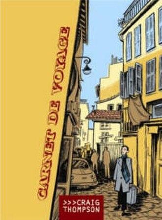 Carnet de Voyage - Cover to Carnet de Voyage trade paperback