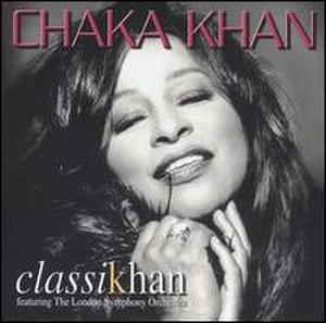 ClassiKhan - Image: Chaka Khan Classi Khan