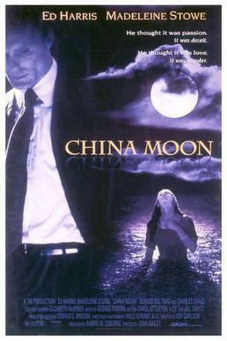 China Moon - Theatrical film poster