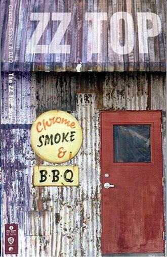 Chrome, Smoke & BBQ - Image: Chrome, Smoke & BBQ (cover art) Front