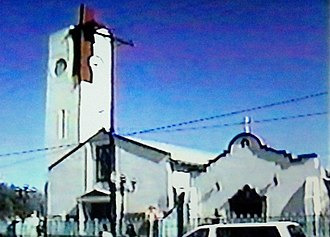 Tecate - Image: Church in tecate, bc